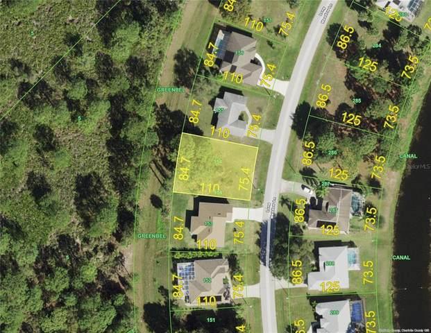 135 Long Meadow Lane, Rotonda West, FL 33947 (MLS #C7443333) :: Your Florida House Team