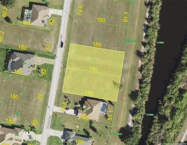 911 & 913 Boundary Boulevard, Rotonda West, FL 33947 (MLS #C7443337) :: Your Florida House Team