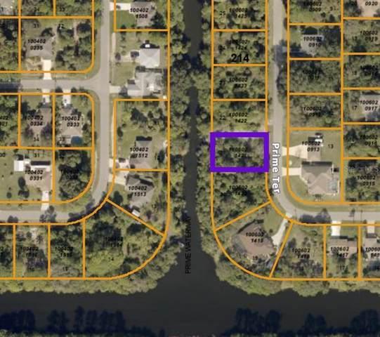Prime Terrace, North Port, FL 34286 (MLS #C7443407) :: Vacasa Real Estate
