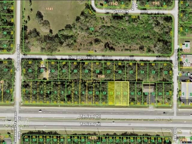 718 Tamiami Trail, Port Charlotte, FL 33953 (MLS #C7443413) :: Delgado Home Team at Keller Williams