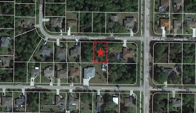 Lot 3 Roderigo Avenue, North Port, FL 34286 (MLS #C7443417) :: The Kardosh Team