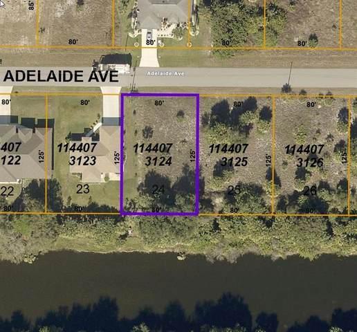 Adelaide Avenue, North Port, FL 34288 (MLS #C7443431) :: The Duncan Duo Team