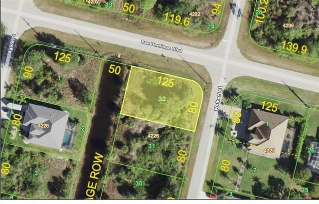 13967 San Domingo Blvd & 8147 Walbert St, Port Charlotte, FL 33981 (MLS #C7443452) :: Dalton Wade Real Estate Group