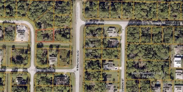 Bamonte Street, North Port, FL 34286 (MLS #C7443548) :: The Price Group
