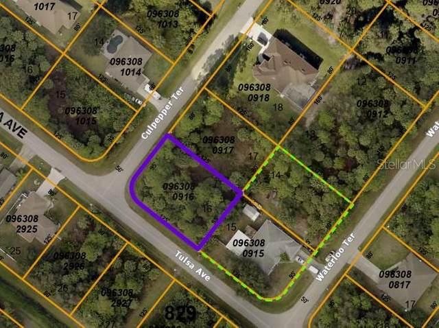Culpepper Terrace, North Port, FL 34286 (MLS #C7443627) :: The Price Group
