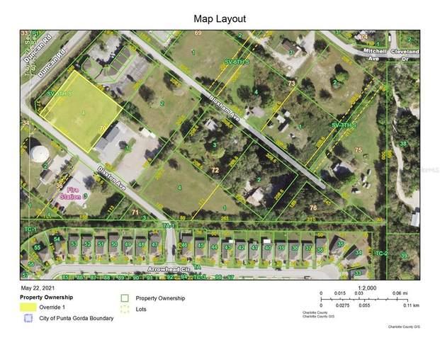 27570 Disston Avenue, Punta Gorda, FL 33982 (MLS #C7443675) :: The Nathan Bangs Group