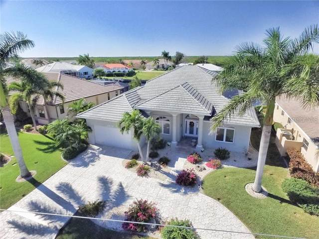 3419 Curacao Court, Punta Gorda, FL 33950 (MLS #C7443698) :: The Robertson Real Estate Group