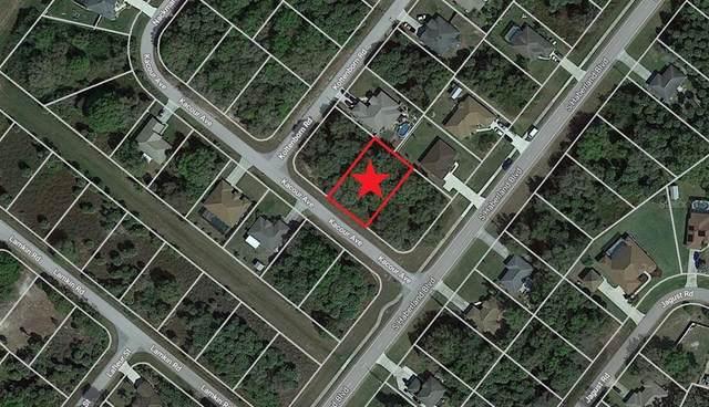 Lot 2 Kacour Avenue, North Port, FL 34288 (MLS #C7443741) :: Team Pepka