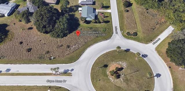 3588 Cape Haze Drive, Rotonda West, FL 33947 (MLS #C7443791) :: Alpha Equity Team