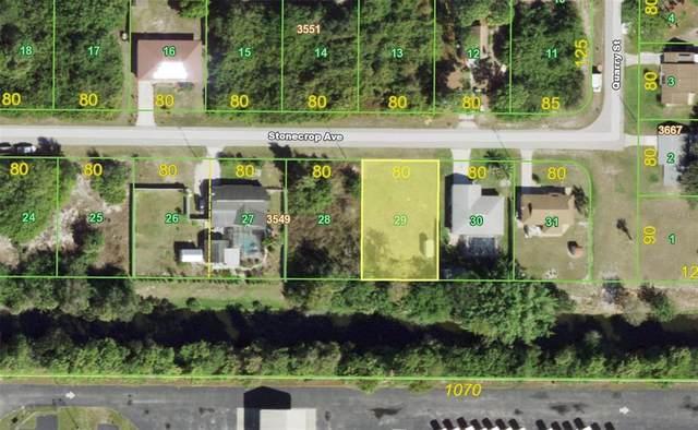 10235 Stonecrop Avenue, Englewood, FL 34224 (MLS #C7443796) :: Team Buky