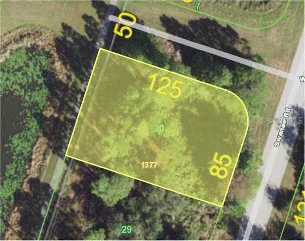 3121 Swanee Road, Port Charlotte, FL 33980 (MLS #C7443905) :: The Robertson Real Estate Group