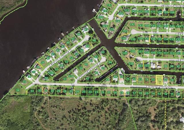 28442 Royal Palm Drive, Punta Gorda, FL 33982 (MLS #C7443923) :: Armel Real Estate