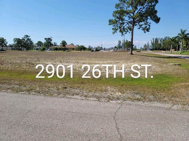 2901 NW 26TH Street, Cape Coral, FL 33993 (MLS #C7443955) :: The Robertson Real Estate Group