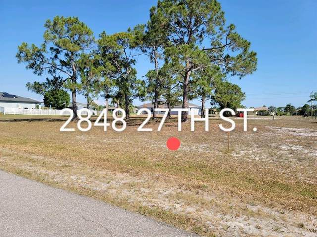 2848 NW 27TH Street, Cape Coral, FL 33993 (MLS #C7443957) :: The Robertson Real Estate Group