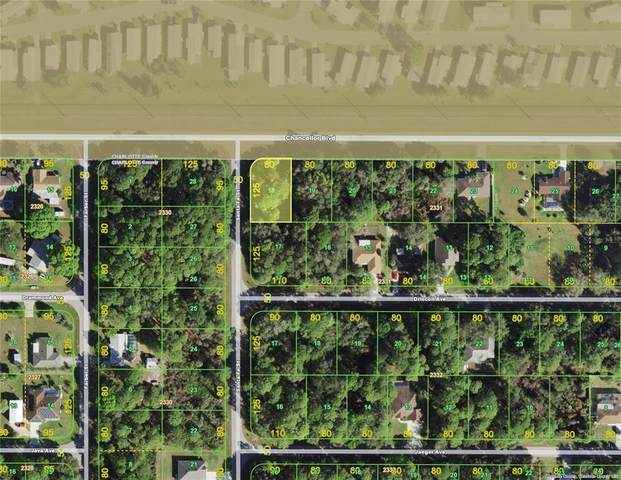 13457 Chancellor Boulevard, Port Charlotte, FL 33953 (MLS #C7444074) :: The Hustle and Heart Group