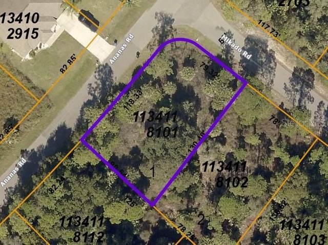 Mikado Road, North Port, FL 34288 (MLS #C7444106) :: The Price Group