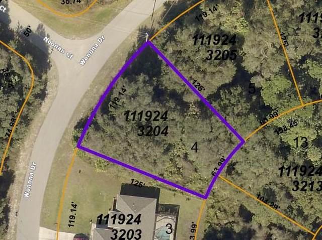 Wenona Drive, North Port, FL 34288 (MLS #C7444108) :: Everlane Realty