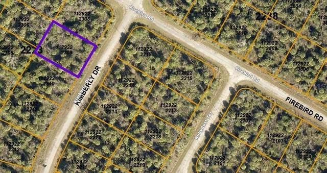 Kimberly Drive, North Port, FL 34288 (MLS #C7444121) :: Everlane Realty