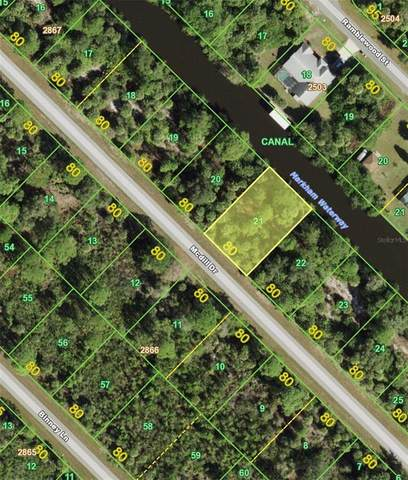 456 Mcdill Drive, Port Charlotte, FL 33953 (MLS #C7444135) :: Everlane Realty