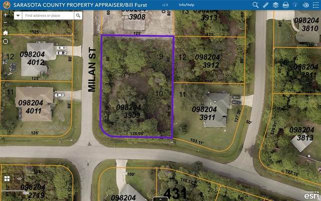 Flagami Lane, North Port, FL 34286 (MLS #C7444139) :: Griffin Group