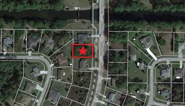 Lot 1 Salford Boulevard, North Port, FL 34286 (MLS #C7444140) :: The Price Group