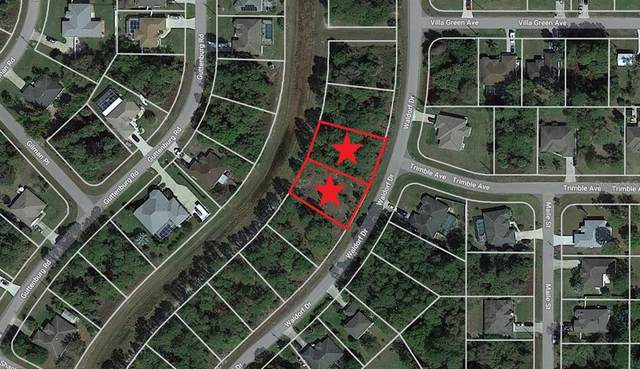 Lot 8 Waldorf Drive, North Port, FL 34288 (MLS #C7444143) :: Everlane Realty