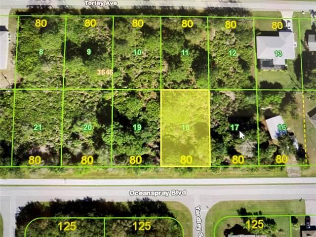 10374 Oceanspray Boulevard, Englewood, FL 34224 (MLS #C7444158) :: RE/MAX Local Expert