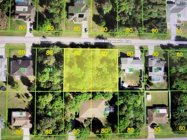 22443 Sacramento Avenue, Port Charlotte, FL 33954 (MLS #C7444165) :: Your Florida House Team