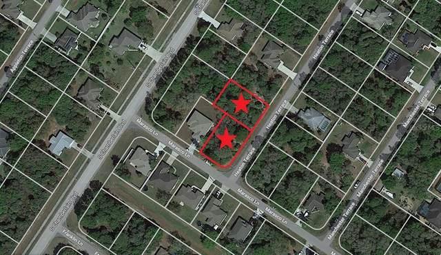 Lot 42 Heaton Terrace, North Port, FL 34286 (MLS #C7444173) :: Sarasota Home Specialists