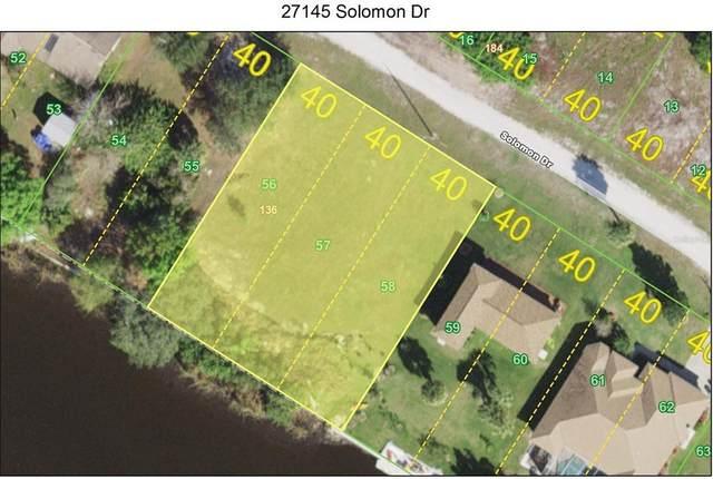 27145 Solomon Drive, Punta Gorda, FL 33983 (MLS #C7444182) :: Team Pepka