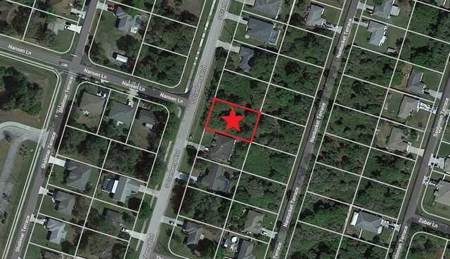 Lot 18 Cranberry Boulevard, North Port, FL 34286 (MLS #C7444186) :: The Price Group