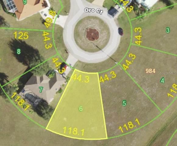 17435 Oro Court, Punta Gorda, FL 33955 (MLS #C7444193) :: The Hustle and Heart Group
