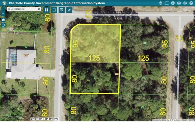 18277 Gypsy Avenue, Port Charlotte, FL 33954 (MLS #C7444194) :: Frankenstein Home Team