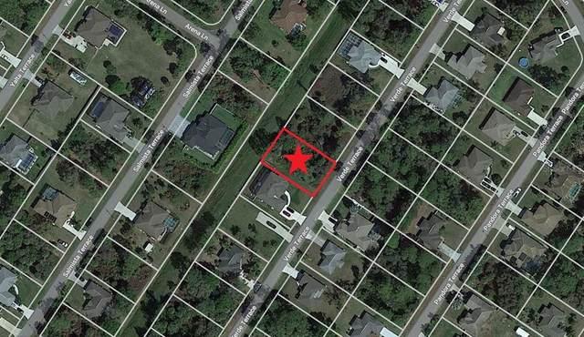 Lot 26 Verde Terrace, North Port, FL 34286 (MLS #C7444208) :: Team Turner