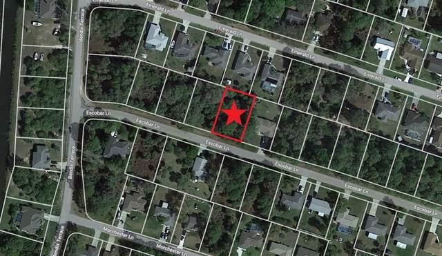 Lot 5 Escobar Lane, North Port, FL 34286 (MLS #C7444226) :: Griffin Group