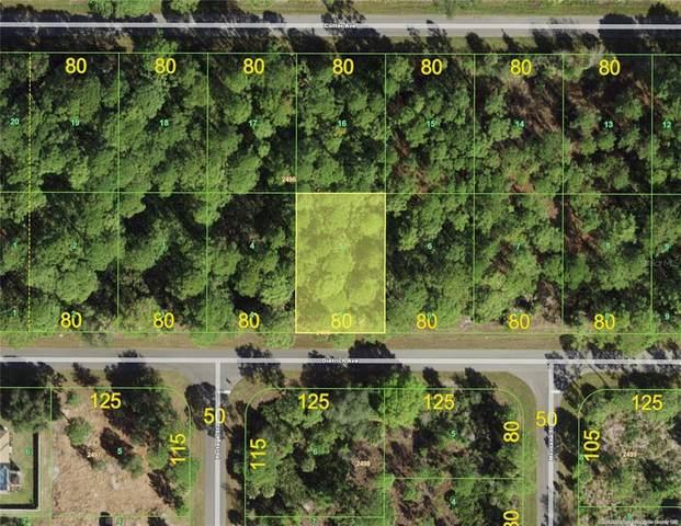 12228 Dietrich Avenue, Port Charlotte, FL 33953 (MLS #C7444235) :: Everlane Realty