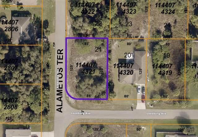 Leesburg Avenue, North Port, FL 34288 (MLS #C7444243) :: Cartwright Realty