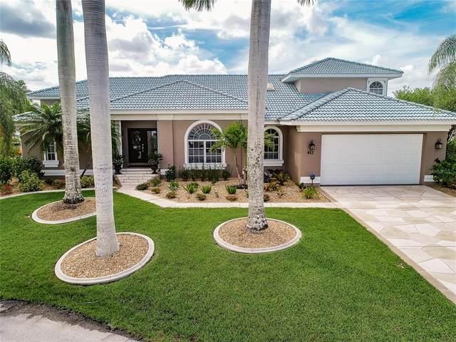 411 La Sila Court, Punta Gorda, FL 33950 (MLS #C7444246) :: Everlane Realty