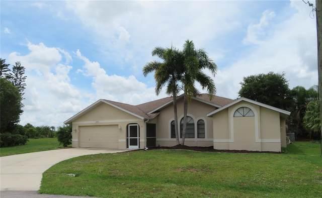 26293 Asuncion Drive, Punta Gorda, FL 33983 (MLS #C7444278) :: Coldwell Banker Vanguard Realty