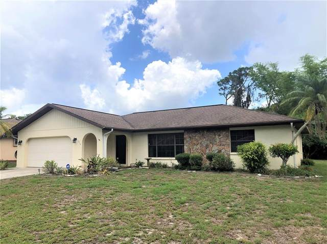 1214 Zinnea Street, Port Charlotte, FL 33952 (MLS #C7444283) :: The Robertson Real Estate Group