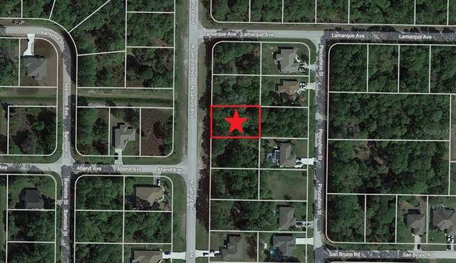 Lot 18 N Salford Boulevard, North Port, FL 34286 (MLS #C7444296) :: Coldwell Banker Vanguard Realty