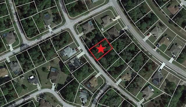 Lot 26 Sean Road, North Port, FL 34288 (MLS #C7444298) :: Sarasota Home Specialists