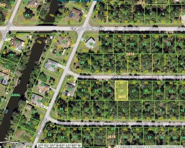 14403 Grenoble Avenue, Port Charlotte, FL 33953 (MLS #C7444328) :: Frankenstein Home Team