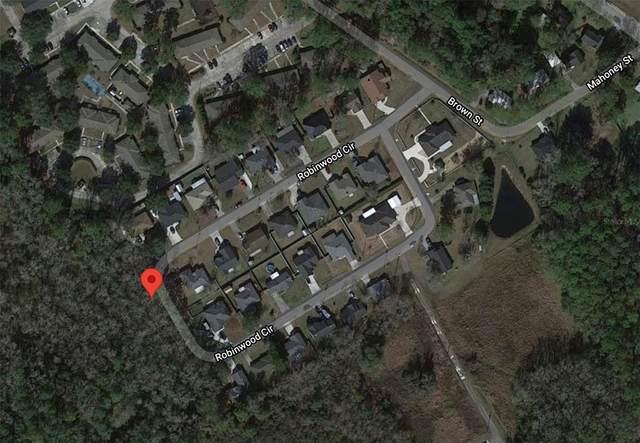 Robinwood Circle, CALLAHAN, FL 32011 (MLS #C7444329) :: Aybar Homes
