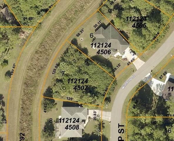 Winthrop Street, North Port, FL 34288 (MLS #C7444384) :: Everlane Realty
