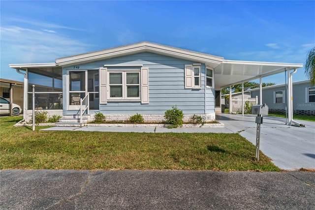 749 Riverview Circle, North Port, FL 34287 (MLS #C7444386) :: Zarghami Group