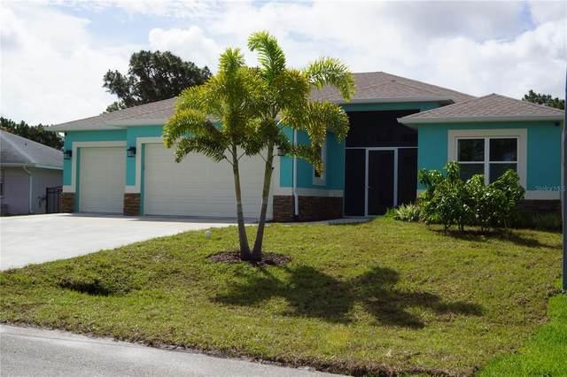 28 Sportsman Terrace, Rotonda West, FL 33947 (MLS #C7444439) :: Southern Associates Realty LLC