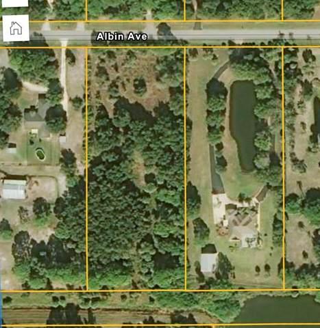 Albin Avenue, North Port, FL 34286 (MLS #C7444441) :: The Robertson Real Estate Group