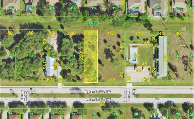 206 Rotonda Boulevard W, Rotonda West, FL 33947 (MLS #C7444442) :: Griffin Group