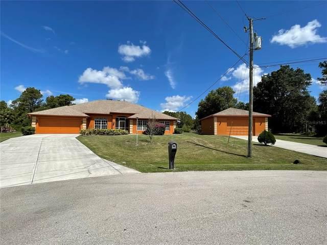2559 Wilburn Terrace, North Port, FL 34288 (MLS #C7444465) :: RE/MAX Marketing Specialists